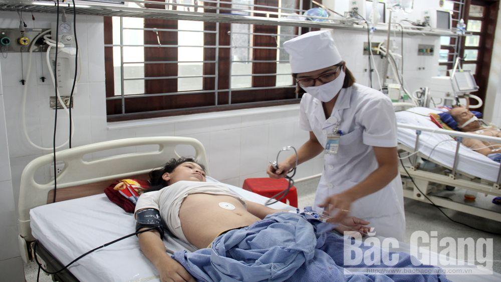 Làm rõ nguyên nhân ngộ độc thực phẩm tại Công ty TNHH EMW Việt Nam