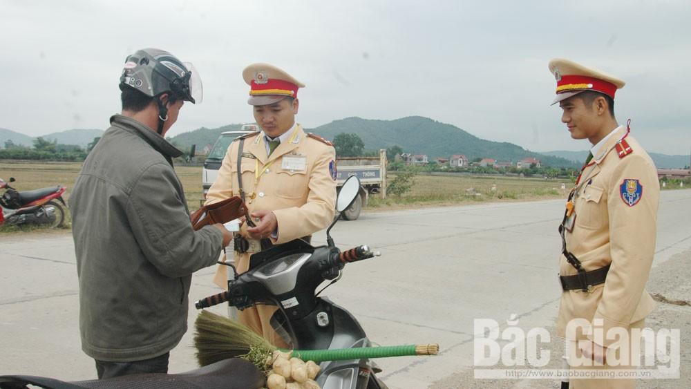 Công an huyện Lục Nam: Vì nhân dân phục vụ