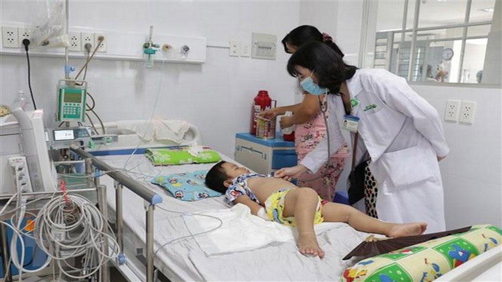 Bến Tre: Trường hợp tử vong đầu tiên do bệnh tay chân miệng trong 2018