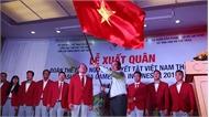 Đoàn thể thao khuyết tật Việt Nam xuất quân dự Asian ParaGames