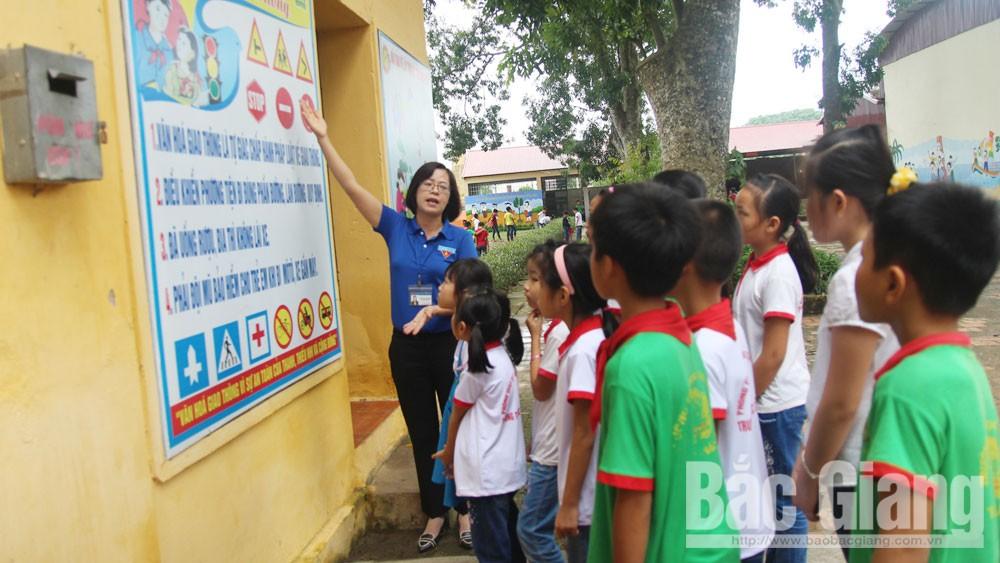 Tân Yên, Bắc Giang, Tổng phụ trách Đội, Nguyễn Thị Thu Hiền