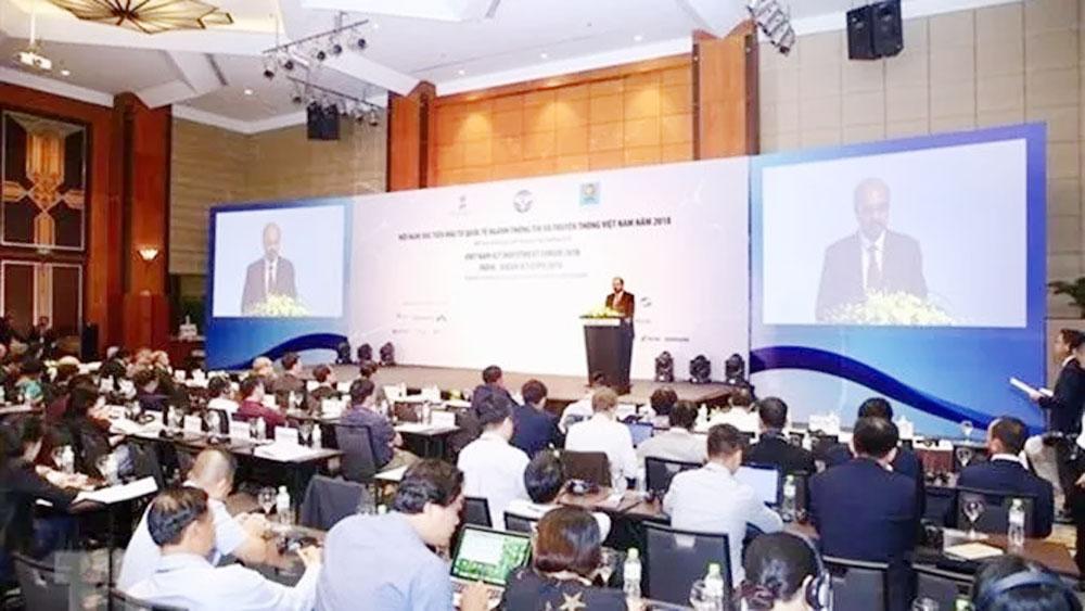 Forum promotes digital connectivity amid 4th Industrial Revolution