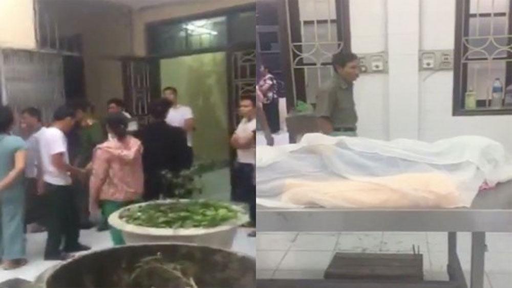 Bộ Y tế chỉ đạo vụ hai mẹ con sản phụ tử vong ở Hà Nam