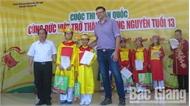 """Sơ khảo Cuộc thi """"Cùng Đức Việt trở thành Trạng nguyên tuổi 13"""""""