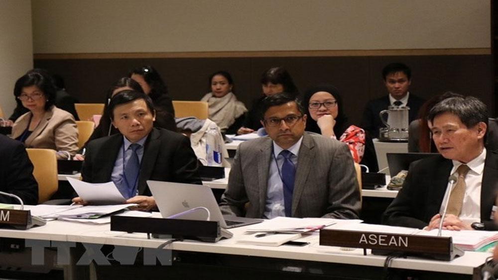 Hội nghị không chính thức Bộ trưởng Ngoại giao ASEAN và Hội nghị Bộ trưởng Ngoại giao ASEAN-LHQ