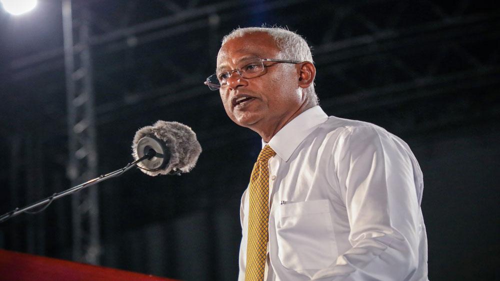 Bầu cử Tổng thống Maldives: Ứng cử viên I.Solih chính thức đắc cử