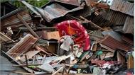 Động đất, sóng thần tại Indonesia: Số người thiệt mạng lên tới 420 người