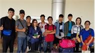 10 sinh viên Việt tại khu vực động đất, sóng thần ở Indonesia đang chuẩn bị về Jakarta
