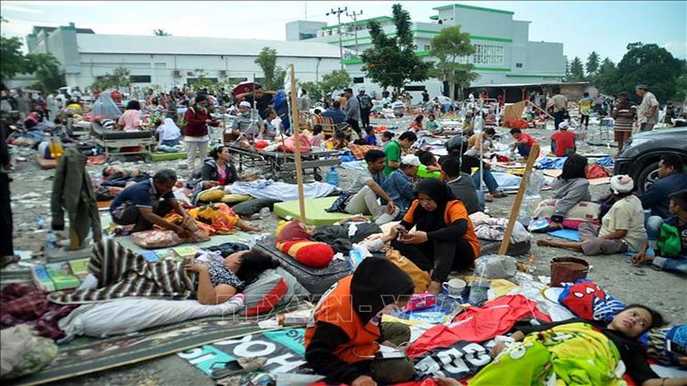 Động đất, sóng thần tại Indonesia: Quốc tế hỗ trợ Indonesia khắc phục hậu quả