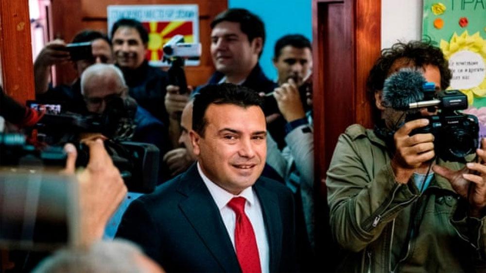 Kết quả sơ bộ trưng cầu ý dân về đổi tên nước tại Macedonia