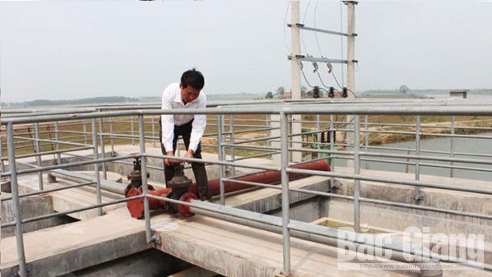 Đa số người dân nông thôn được sử dụng nước hợp vệ sinh