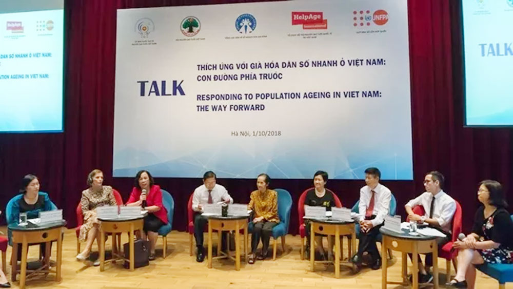 Active approach called for addressing population ageing in Vietnam
