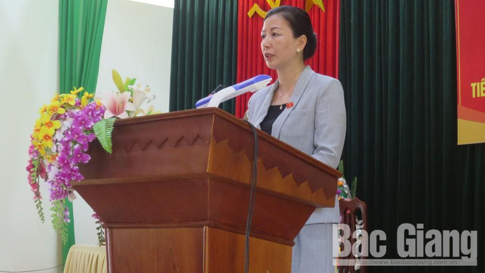 """Đại biểu Quốc hội tiếp xúc cử tri TP Bắc Giang: Kiến nghị nhiều vấn đề """"nóng"""" ở cơ sở"""