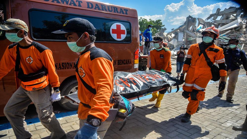 Động đất, sóng thần tại Indonesia: Thiết lập vùng lân cận làm nơi trú ẩn cho các nạn nhân