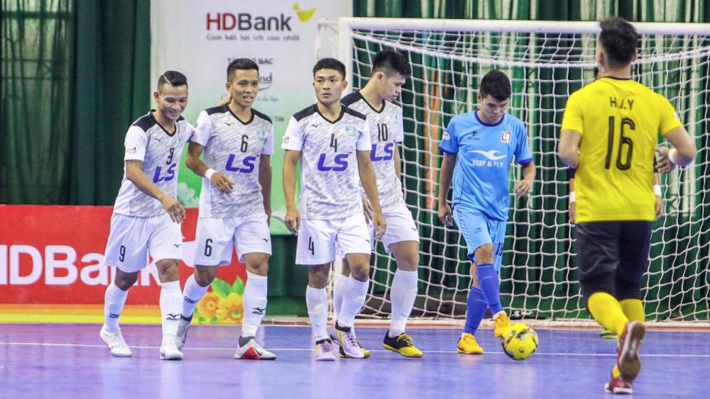 Vùi dập Kim Toàn Đà Nẵng, Thái Sơn Nam lần thứ 3 liên tiếp vô địch Futsal Quốc gia