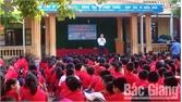 Tuyên truyền phòng, chống đuối nước cho học sinh
