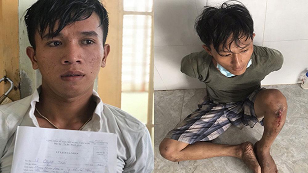 Băng cướp đâm gục hai vợ chồng ở TP Hồ Chí Minh bị bắt