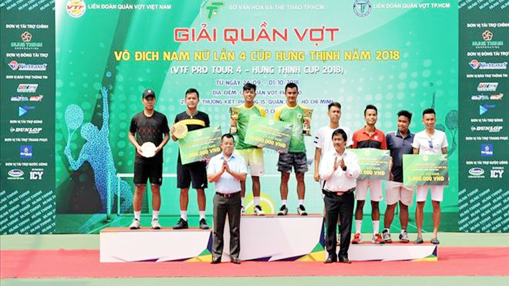 VTF Pro Tour 4: Third title for Ho Chi Minh City