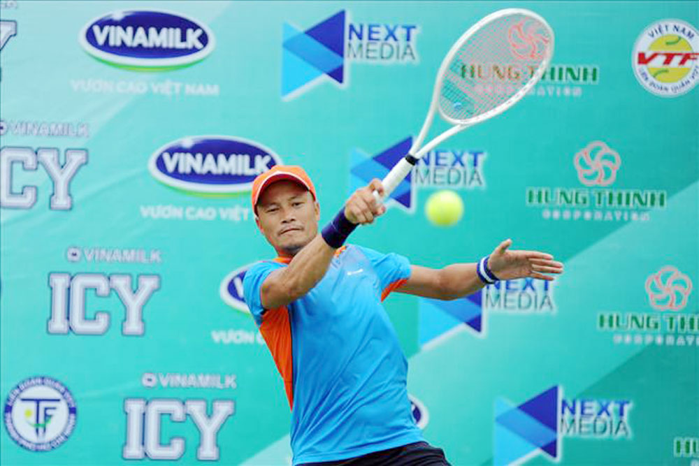 VTF Pro, Tour 4, Third title, Ho Chi Minh City, Hung Thinh Cup, men's doubles category, tie-breaks, women's singles triumph