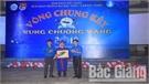 Hấp dẫn chung kết 'Rung chuông vàng' của tuổi trẻ Trường Đại học Nông - Lâm Bắc Giang