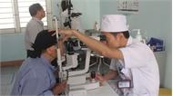 Bệnh viện Đa khoa tỉnh thay thủy tinh thể thành công cho bệnh nhân 101 tuổi