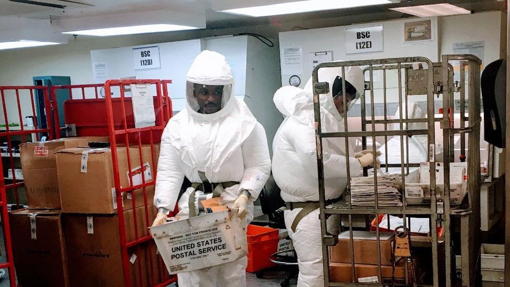 Mỹ bắt giữ nghi phạm gửi bưu kiện khả nghi tới Lầu Năm góc