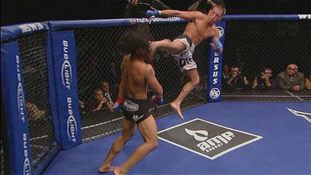 """UFC 229: Chờ đợi ngọn cước """"phi long phá bích"""" tái xuất"""