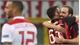 AC Milan ghi ba bàn trong chín phút, toàn thắng tại Europa League