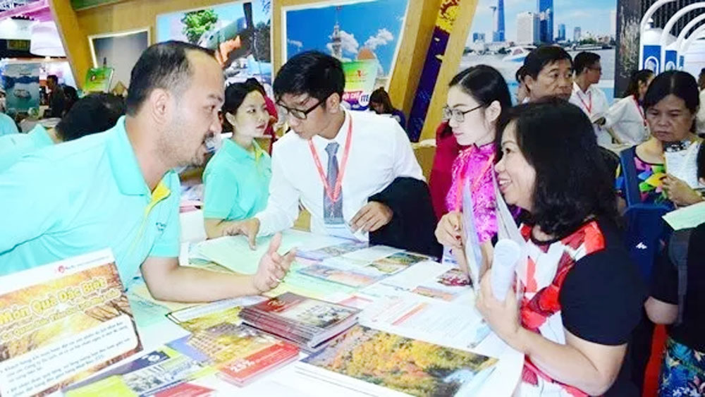 Vietnam, international tourism fair, VITM, important annual international event, tourism development, spearhead economic sector