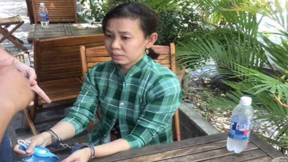 Chân tướng người giúp việc trộm tiền tỷ nhà đại gia TP Hồ Chí Minh