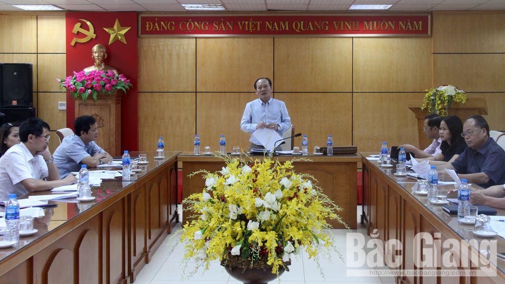 """Tháng cao điểm """"Vì người nghèo"""" ở Bắc Giang: Hỗ trợ xây mới, sửa chữa khoảng 450 nhà tạm"""