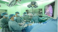 90% các bệnh viện tại Việt Nam ứng dụng kỹ thuật nội soi trong phẫu thuật