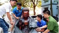 Tìm thấy tượng Phật 600 tuổi ở Hưng Yên bị đánh cắp