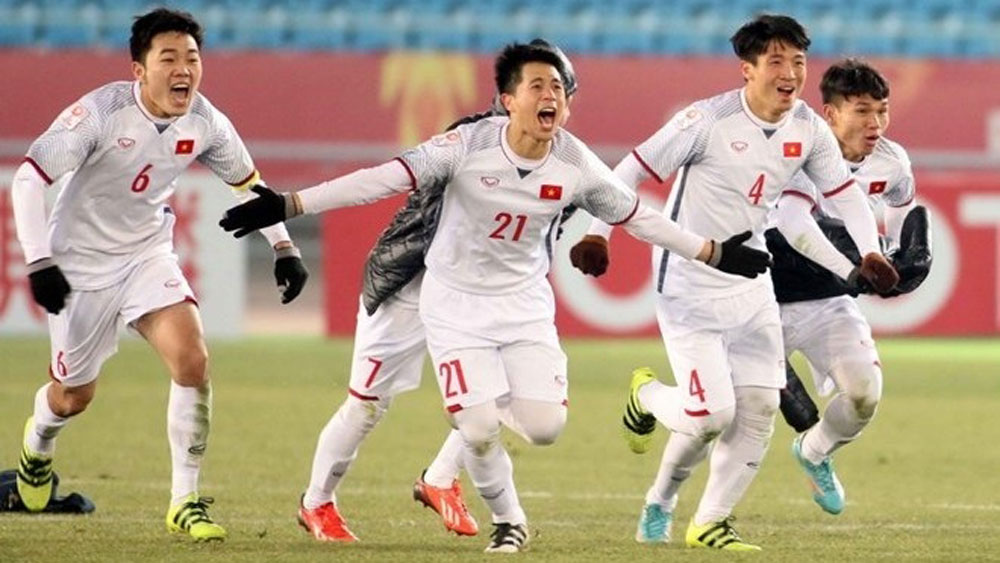 Vietnam to have home-field advantage at 2020 AFC Champ qualifier