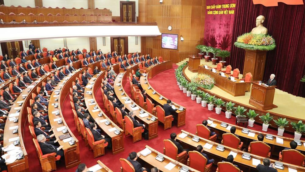 Phát huy tinh thần năng động, sáng tạo, quyết liệt thực hiện thắng lợi Nghị quyết Đại hội XII của Đảng