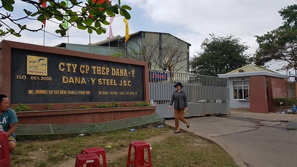 Nhiều sai phạm trong quá trình quy hoạch, cấp phép, hoạt động tại Nhà máy thép Dana - Úc và Dana - Ý