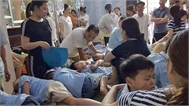 Món ruốc gà khiến 352 học sinh Ninh Bình nhập viện