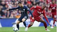 Mahrez đá hỏng phạt đền, Man City chia điểm kịch tính với Liverpool