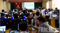 Sở Thông tin và Truyền thông tổ chức tập huấn sử dụng Hệ thống Cơ sở dữ liệu Quốc gia về khiếu nại, tố cáo