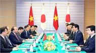 Thủ tướng Nguyễn Xuân Phúc hội đàm với Thủ tướng Nhật Bản Shinzo Abe