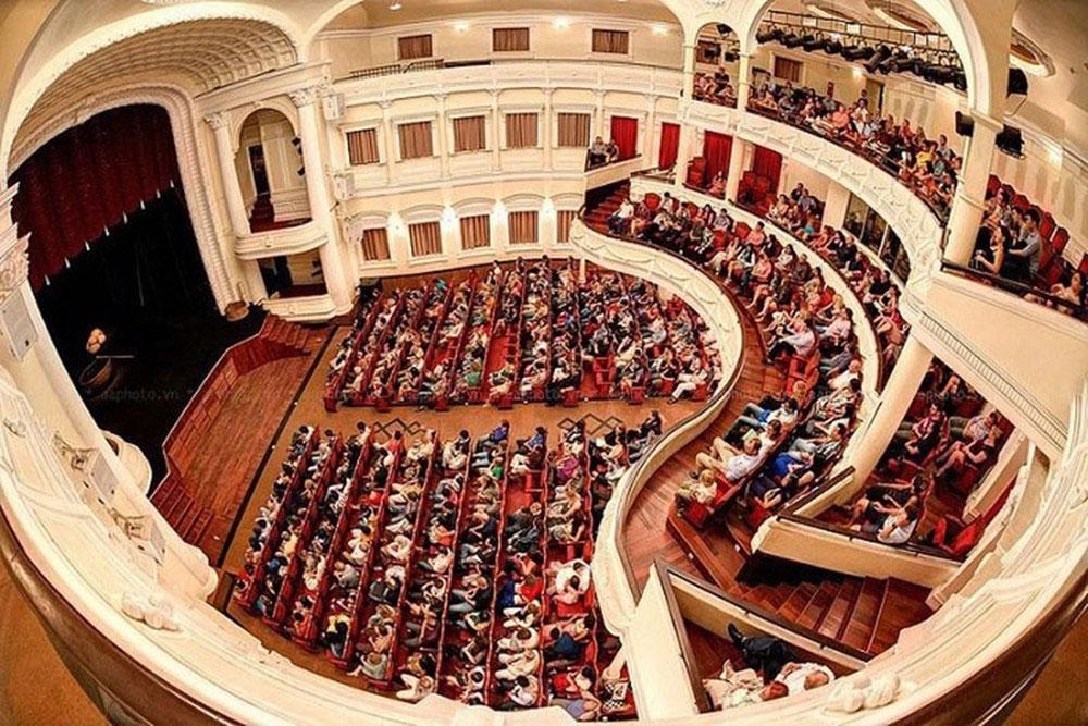 TPHCM, chính thức, duyệt chi, dự án xây nhà hát hơn 1.500 tỉ đồng, từ nguồn ngân sách