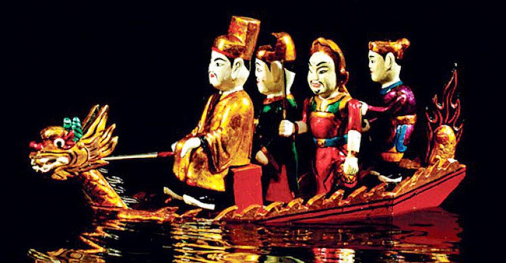 Hanoi, international puppetry festival, Vietnamese art units, puppet shows, water puppet, shadow puppet, black puppet, hand puppet, mask puppet