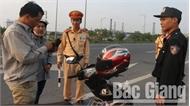 Xử phạt gần 8,5 nghìn trường hợp xe máy đi vào đường cao tốc