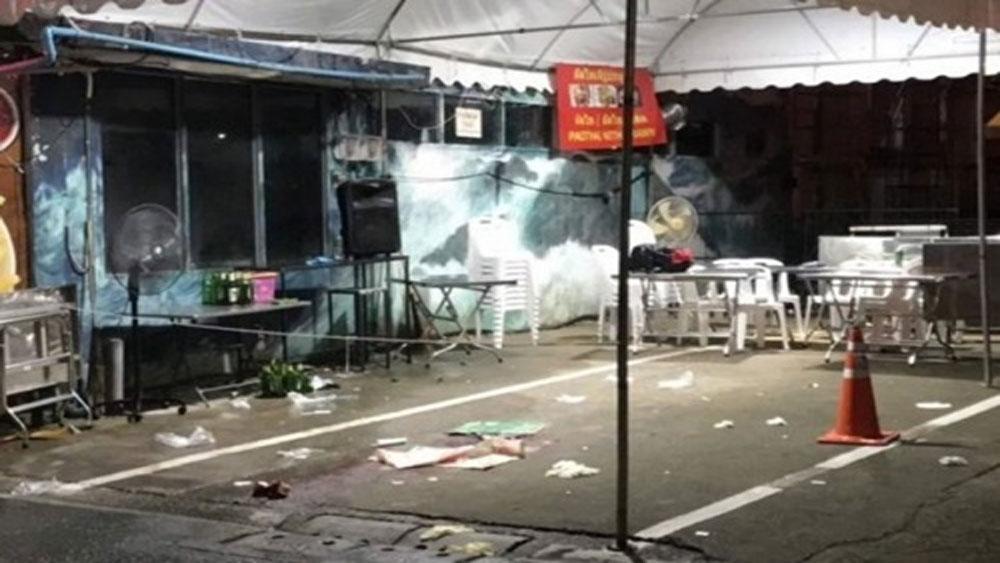 Băng nhóm ở Bangkok đấu súng, một du khách thiệt mạng