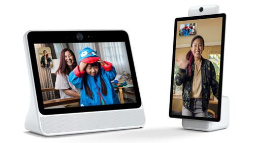 Facebook ra mắt loa thông minh thực hiện cuộc gọi video Messenger