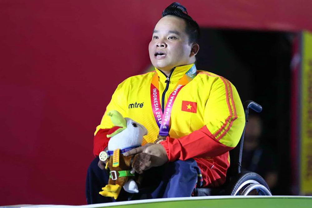 Thể thao Người khuyết tật Việt Nam, HCV, Asian Para Games