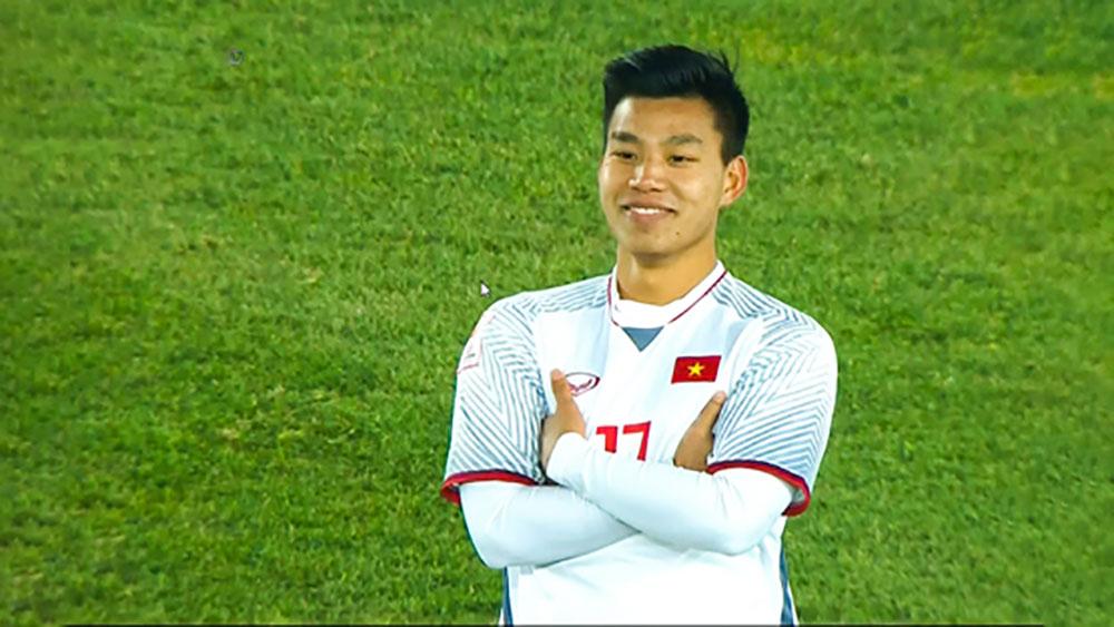 Văn Thanh không thể tham dự AFF Cup 2018
