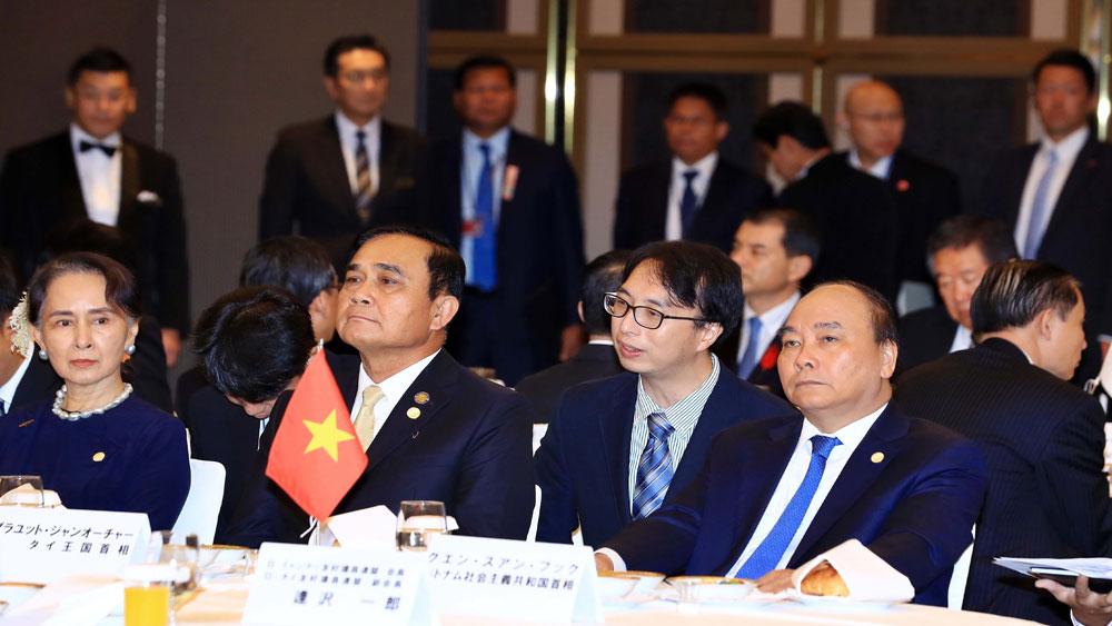 Thủ tướng, Nguyễn Xuân Phúc, Hội nghị Cấp cao hợp tác Mekong - Nhật Bản lần thứ 10
