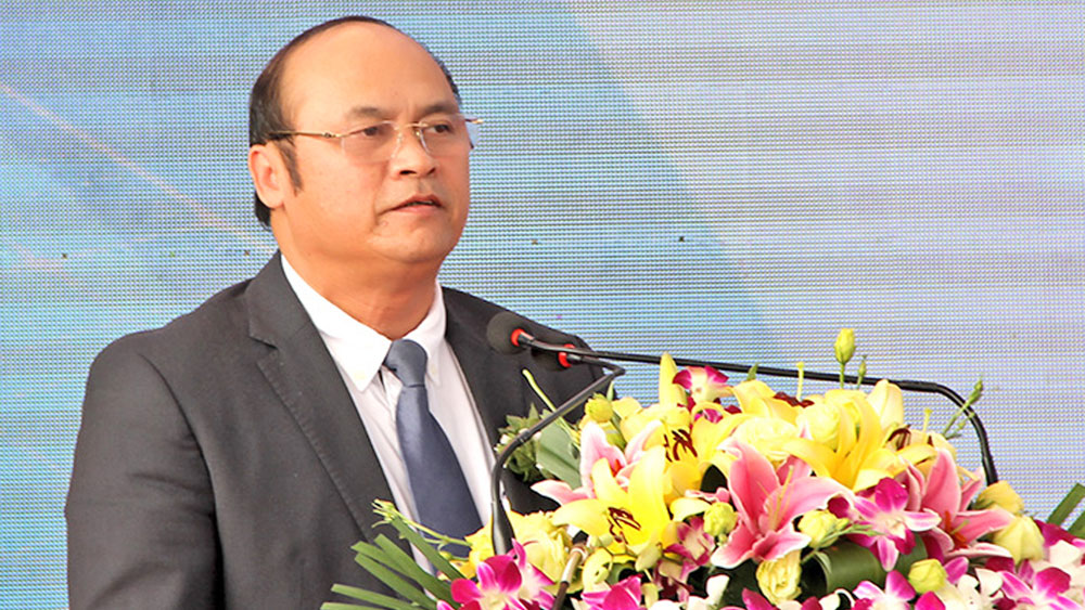 Chủ tịch UBND tỉnh nguyễn Văn Linh: Bắc Giang sẽ tạo điều kiện thuận lợi nhất cho các nhà đầu tư phát triển du lịch