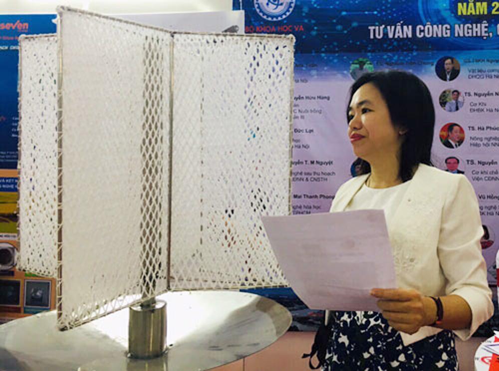 thiết bị thu sương dùng làm nước sinh hoạt, thu nước từ khí quyển, giải pháp nước sạch cho bà con vùng cao
